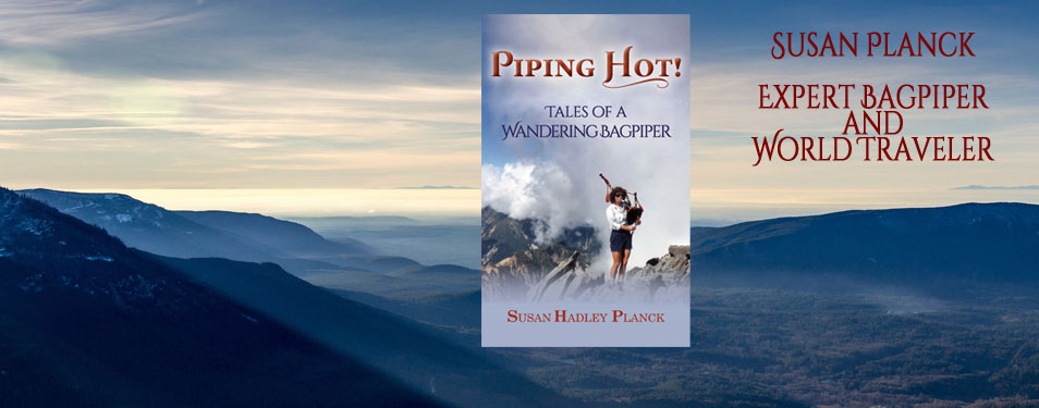 Piping Hot! Book